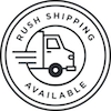 Rush badge