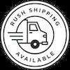 Rush badge